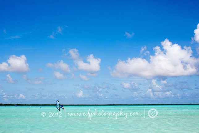 Amazing blue ocean, Sorobonne beach, jibe city, Bonaire beach Eef Ouwehand Commerciele fotografie