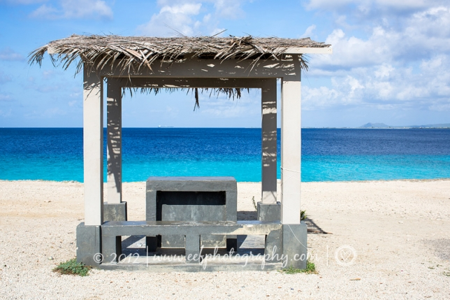 Amazing blue ocean & beach, Bonaire beach Eef Ouwehand Commerciele fotografie