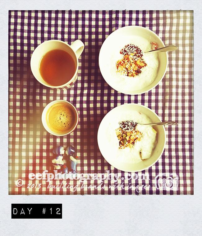 100 days of breakfast | eef ouwehand
