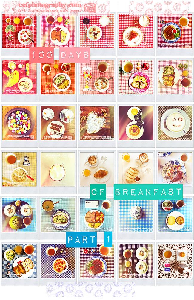 100-days-of-breakfast-part-1-100 dagen ontbijt door eef ouwehand