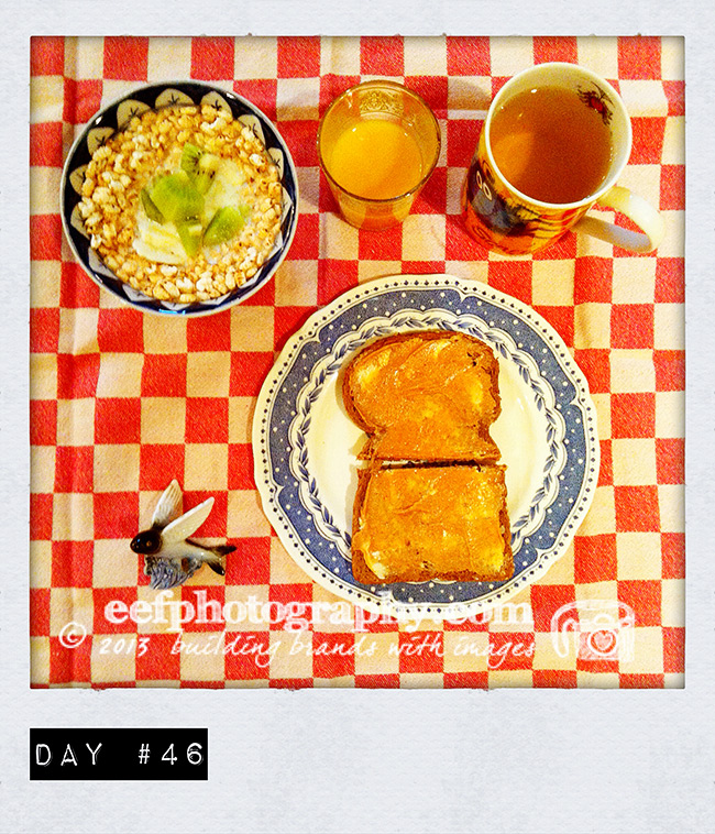 100 days of breakfast week 7